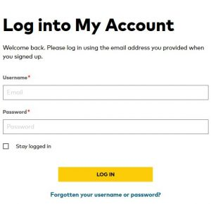Reset Optus Mail Password