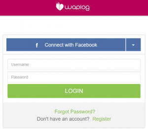 Reset Waplog Login Account
