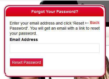 Reset Tinder Password