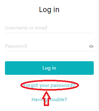 How To Reset Vinted Login Password?