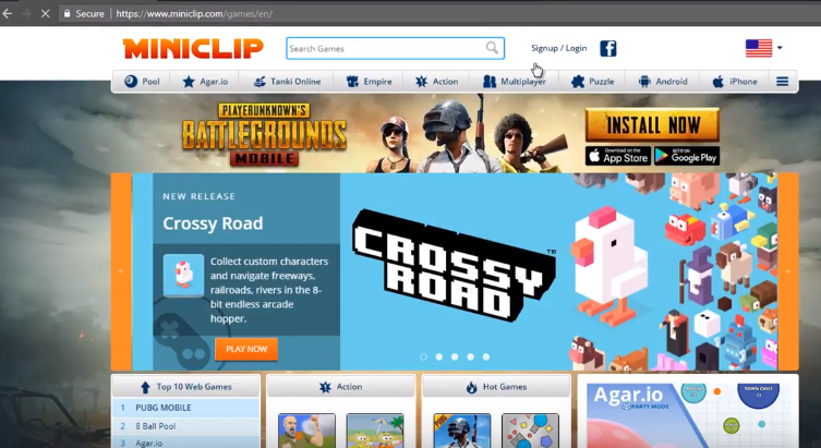 How To Reset Miniclip Login Password